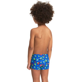 Zoggs Sea Saw Hip Racer Jammer Niños, blue/multi